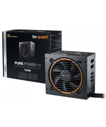 Be QUIET! - Pure Power 11 700W Semi Modulare 80Plus Gold