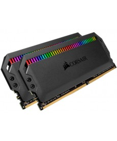 CORSAIR - 32GB Kit Dominator Platinum RGB DDR4-3200 CL16 (2x16GB)