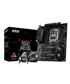 MSI - TRX40 PRO 10G DDR4 M.2 Socket TRX4