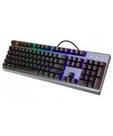 COOLER MASTER - MasterKeys CK350 RGB Tastiera meccanica Blue Switch Tastiera Gaming