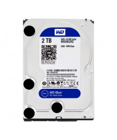 WESTERN DIGITAL - 2TB WD BLUE 64MB SATA 6Gb/s WD20EZRZ Recertified