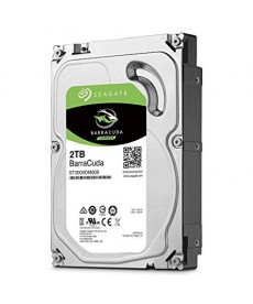 SEAGATE - 2TB BARRACUDA - SATA 6GB/S 64mb Recertified