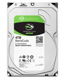 SEAGATE - 4TB BARRACUDA - Sata 6GB/S 64mb Recertified