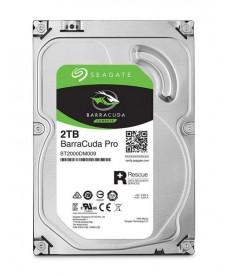 SEAGATE - 2TB BARRACUDA PRO - Sata 6GB/S 128mb Recertified