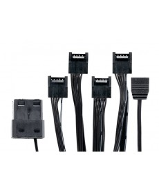 ITEK - Adattatore addressable 3pin per 4 ventole o strisce Led Arya