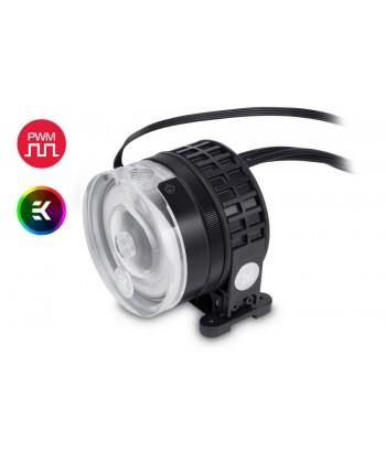 EKWB - EK-XTOP Revo D5 RGB PWM - Plexi (incl. sl. pump)