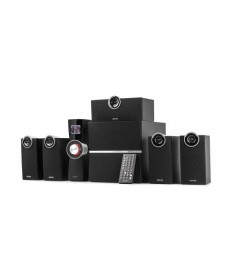 EDIFIER - Multimedia C6XD 5.1 Lautsprechersystem - black
