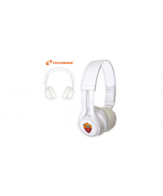 CUFFIE MULTIMEDIALI USB CON MICROFONO TM-H005 AS ROMA