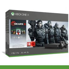 X1X + GEARS 5 UE + GEARS OF WAR 2 3 4 +14 DAYS LG + 1 M XGP