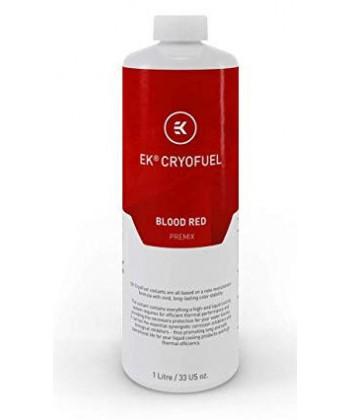 EKWB - EK-CryoFuel Blood Red (Premix 1000mL)