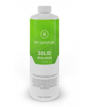 EKWB - EK-CryoFuel Solid Neon Green (Premix 1000mL)