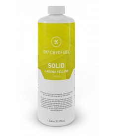 EKWB - EK-CryoFuel Solid Laguna Yellow (Premix 1000mL)