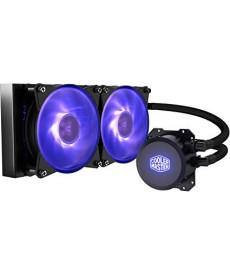 COOLER MASTER - Master Liquid ML240L RGB x Socket 2066 2011-3 1151 AM4 FM2
