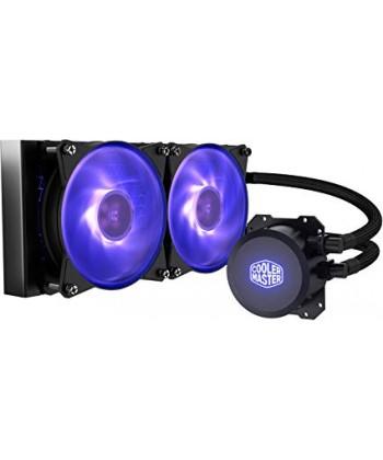 COOLER MASTER - Master Liquid ML240L RGB x Socket 2066 2011-3 1151 AM4 FM2