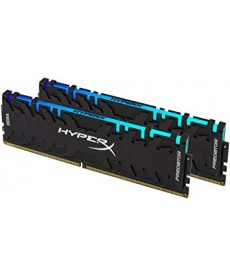 KINGSTON - 16GB Kit DDR4-3600 HyperX Predator RGB CL17 (2x8GB)