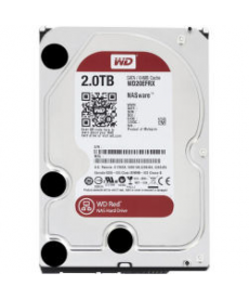2TB WD RED - SATA 6Gb/s 64MB x NAS