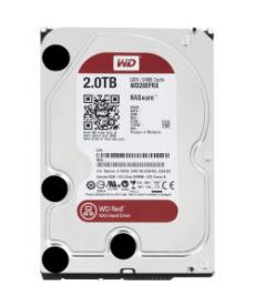 2TB WD RED - SATA 6Gb/s 64MB x NAS