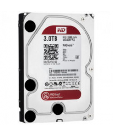3TB WD RED - SATA 6Gb/s 64MB x NAS