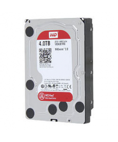 4TB WD RED - SATA 6Gb/s 64MB x NAS