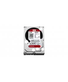 6TB WD RED - SATA 6Gb/s 64MB x NAS