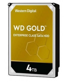 WESTERN DIGITAL - 4TB WD GOLD Sata 6Gb/s 256MB