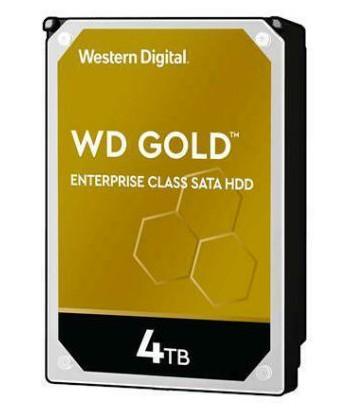 WESTERN DIGITAL - 4TB WD GOLD Sata 6Gb/s 256MB