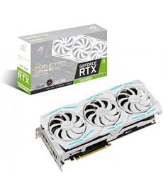 ASUS - RTX 2080 SUPER Strix OC 8GB White Edition