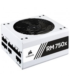 CORSAIR - RM750x 750W Modulare 80 Plus Gold White Edition
