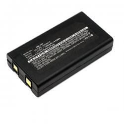 Pacco Ricaricabile Batterie al Litio per DYMO XTL 300