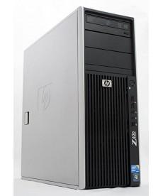 HP - Z400 Xeon W3520 16B 500GB Quadro 2000 Win 10 Pro Rigenerato Garanzia 12mesi