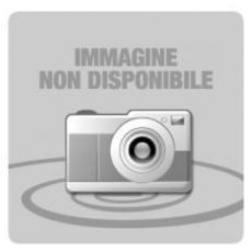 NASTRO LAMINATO H12MM 4 M LUNGHEZZA - NERO SU BIANCO