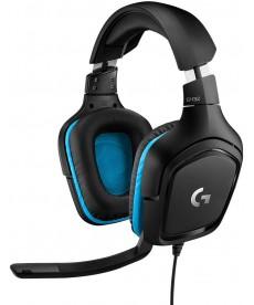 LOGITECH - G432 Cuffie 7.1 Gaming
