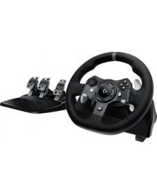 LOGITECH - G920 RACING WHEEL Volante con Pedaliera Xbox ONE