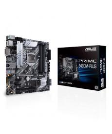 ASUS - Z490-M Plus DDR4 M.2 Socket 1200