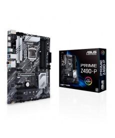 ASUS - Z490-P DDR4 M.2 Socket 1200