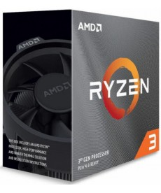 AMD - Ryzen 3 3100 3.6 Ghz 4 Core Socket AM4 BOXED