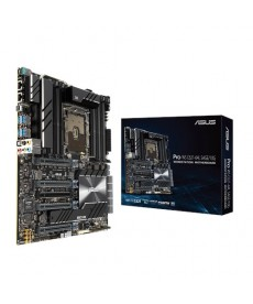 ASUS - WS C621-64L Sage/10G Xeon DDR4 CEB Extended-ATX M.2 Socket 3647