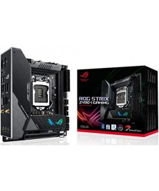 ASUS - ROG Strix Z490-I Gaming DDR4 M.2 Socket 1200