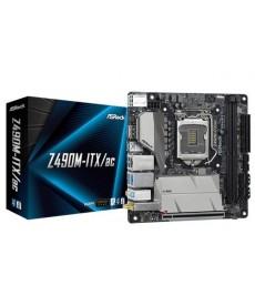 ASROCK - Z490M-ITX DDR4 M.2 Mini-ITX Socket 1200