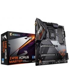 GIGABYTE - Z490 Aorus Master DDR4 M.2 Socket 1200