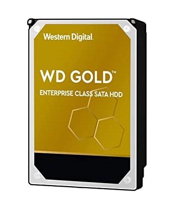 WESTERN DIGITAL - 8TB WD GOLD Sata 6Gb/s 256MB