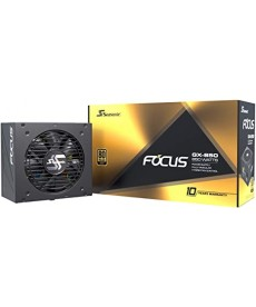 SEASONIC - Focus Plus 850W Modulare 80Plus Gold