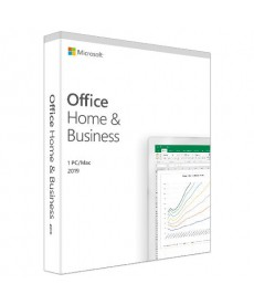 MICROSOFT - Office 2019 home and business product Key