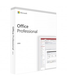 MICROSOFT - Office 2019 Pro product Key