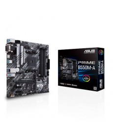 ASUS - Prime B550M-A DDR4 M.2 - Socket AM4