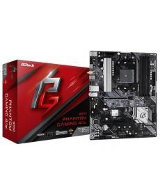 ASROCK - B550 Phantom Gaming 4/AC WiFi DDR4 M.2 Socket AM4