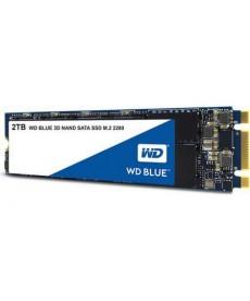 WESTERN DIGITAL - 2TB SSD WD Blue 3D M.2