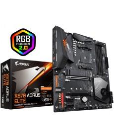 GIGABYTE - X570 Aorus Elite DDR4 M.2 Socket AM4