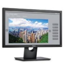 Dell 20 Monitor E2016HV 49.4cm (19.5) Black ITA