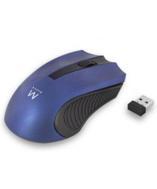 EWENT - MOUSE Wireless 1000dpi Blu